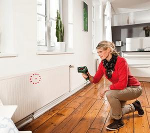 Test et avis sur le détecteur de fuite thermique Bosch PTD 1